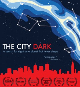The City Dark vises med Gratis adgang i Biografen Stege, d. 20. februar og 8. marts, begge dage kl. 19.00.